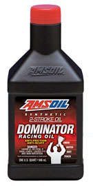 Amsoil Dominator Hi Performance Racing Oil